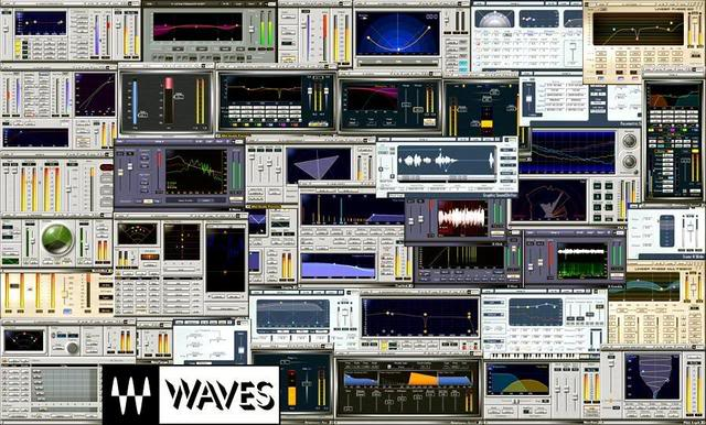 Waves Diamond Bundle 5.2